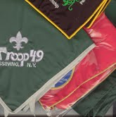 Scarf Edge - Boy Scouts Of America Scarves/Neckerchiefs